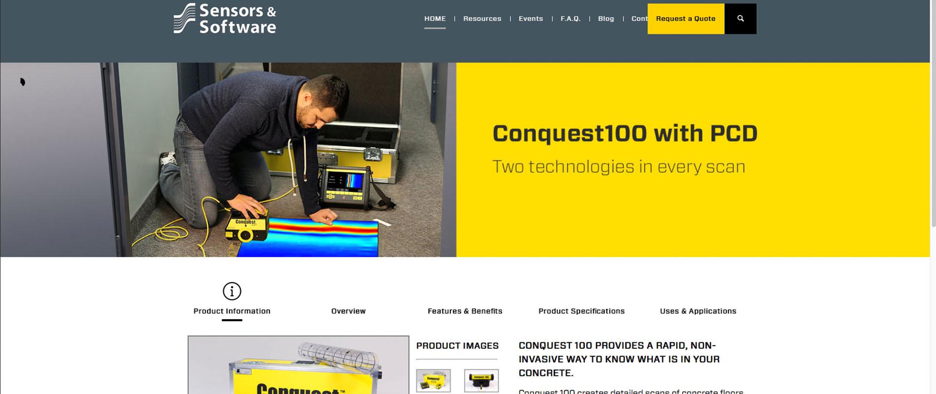 Conquest 100