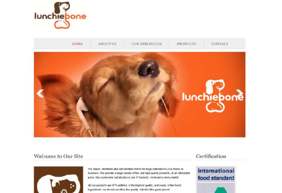Lunchiebone