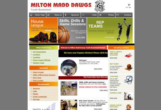 Milton Madd Dawgs