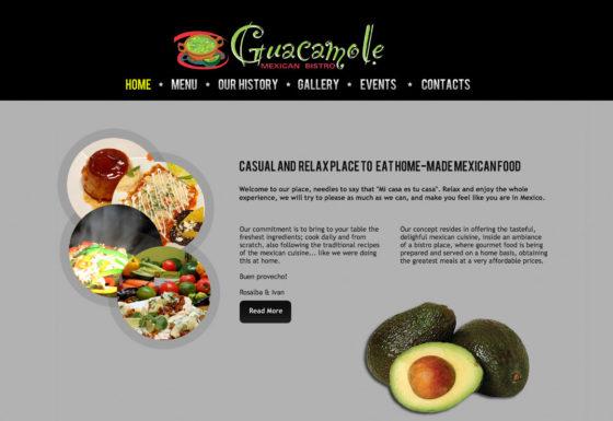 Guacamole Bistro Restaurant